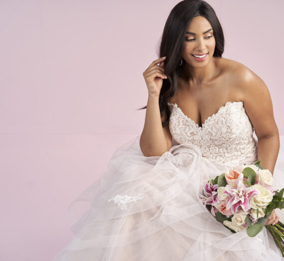 One Stop Bridal Party Shop – Plus Sized