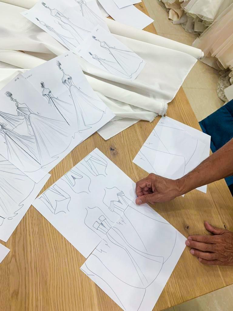Privé Sketches