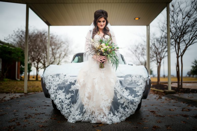 Made for the Modest Bride
