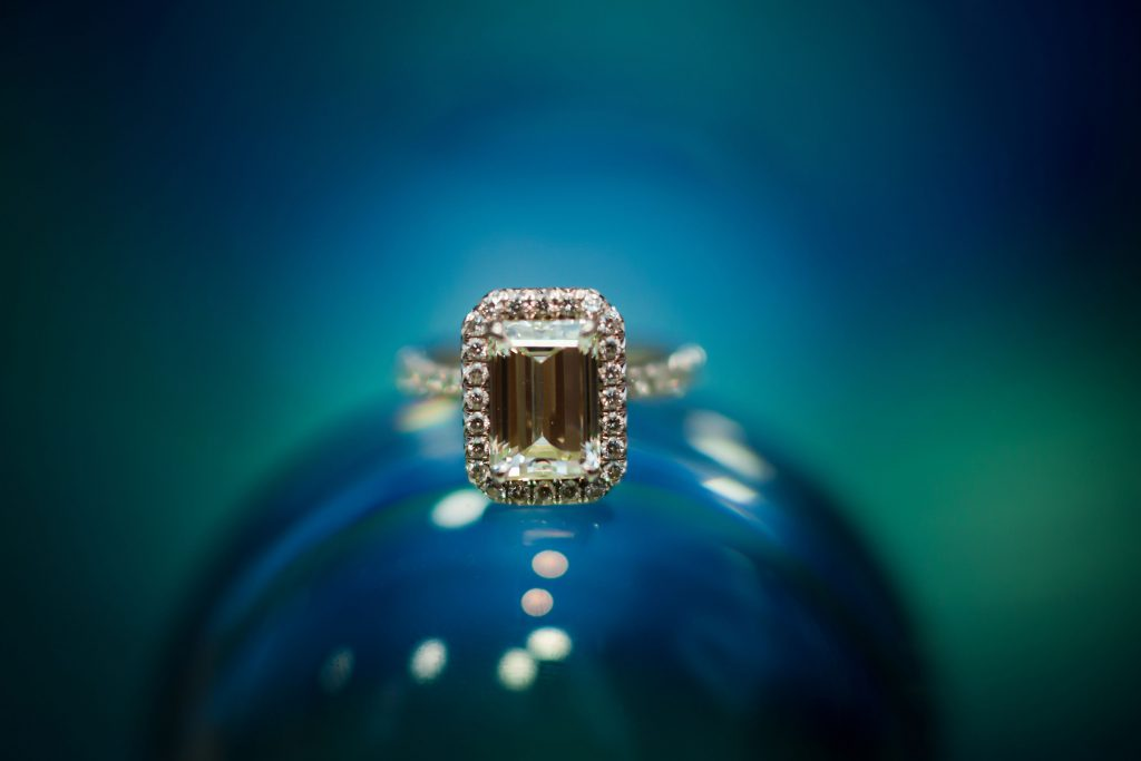 What Your Engagement Ring Style Says About You- Emerald