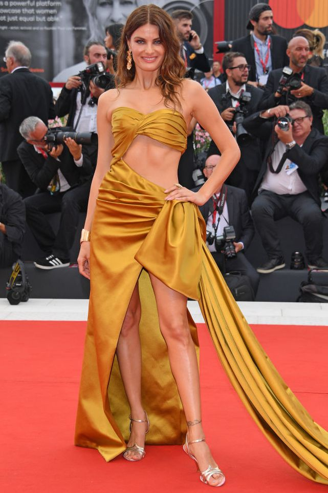 Simple Silk-Isabeli Fontana-Venice Film Festival 2019