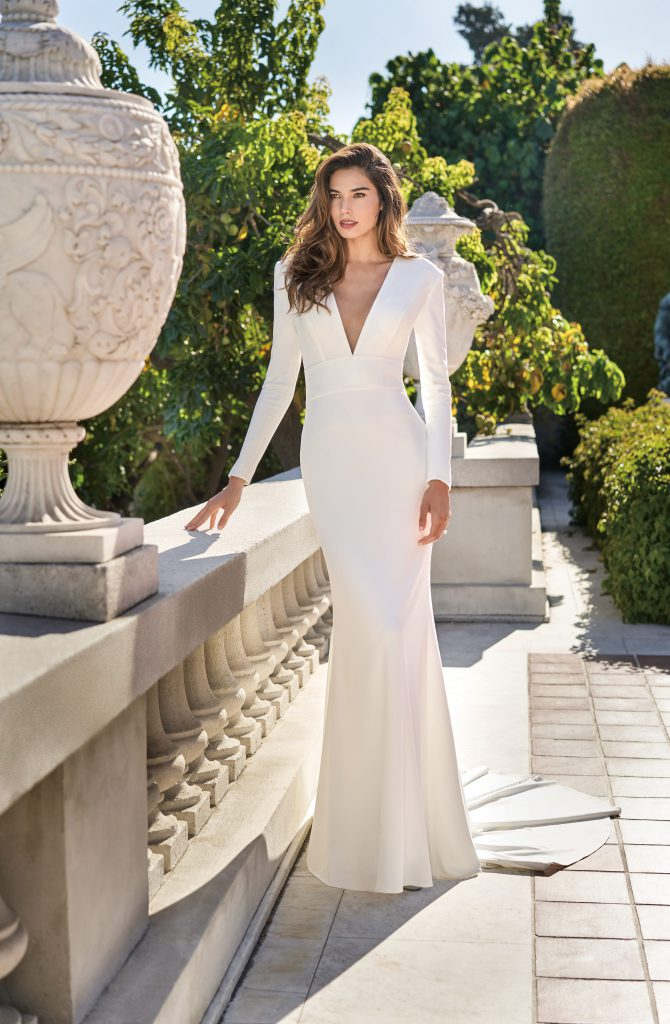 2020 Wedding Trends-Old Hollywood Glam-Jasmine Collection Spring 2020-F221001