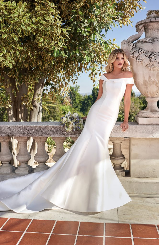 2020 Wedding Trends-Simple Silk-Jasmine Collection Spring 2020-F221002