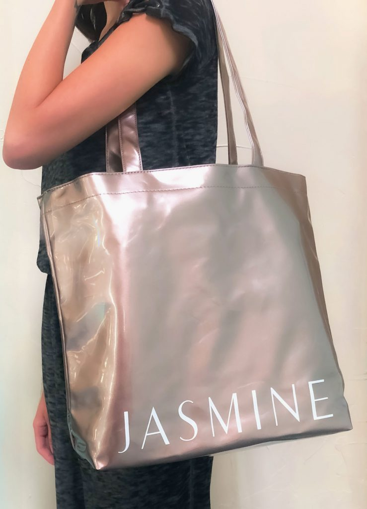Jasmine 35th Anniversary Tote Bag