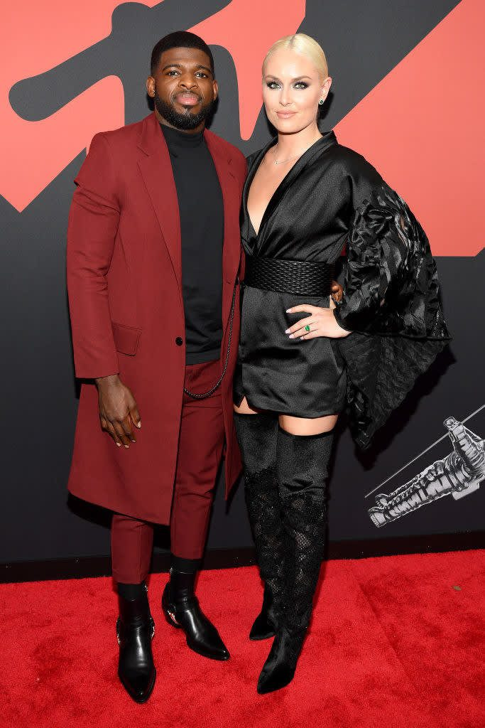 Statement Sleeves-Lindsey Vonn-VMAs 2019