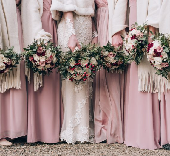 Timeline of Bridesmaid Dress Shopping