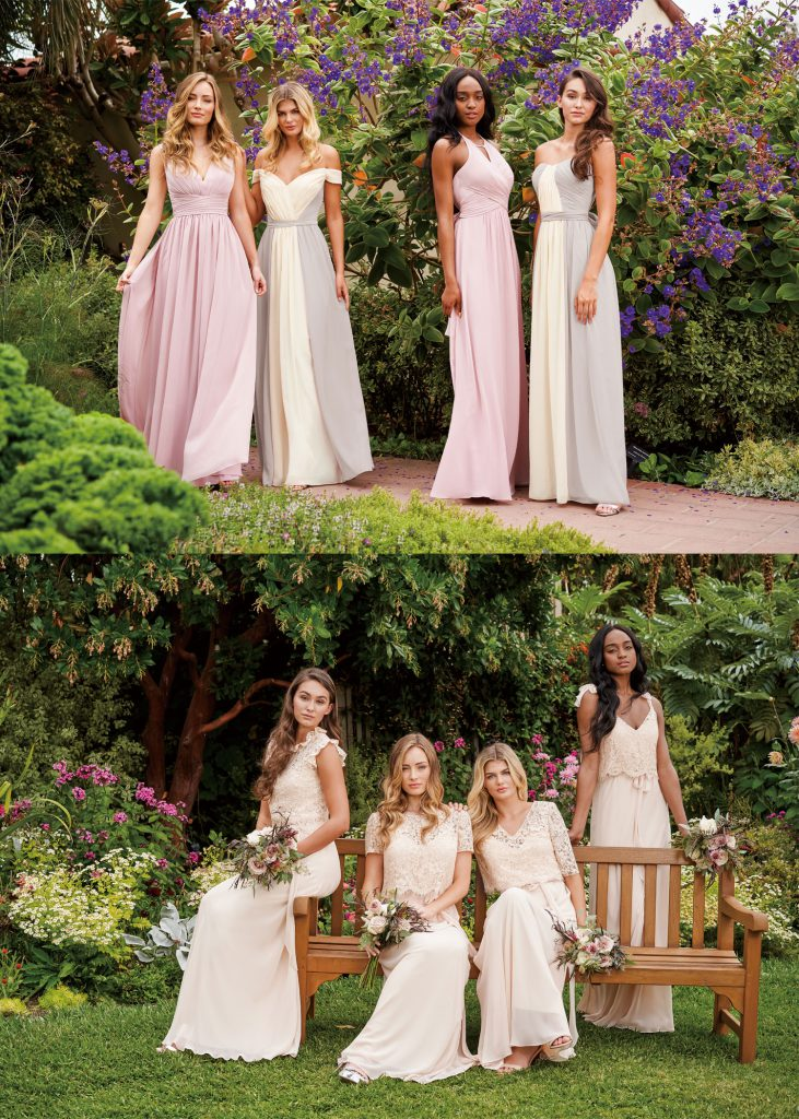 Top 8 Bridesmaids Styles- B2