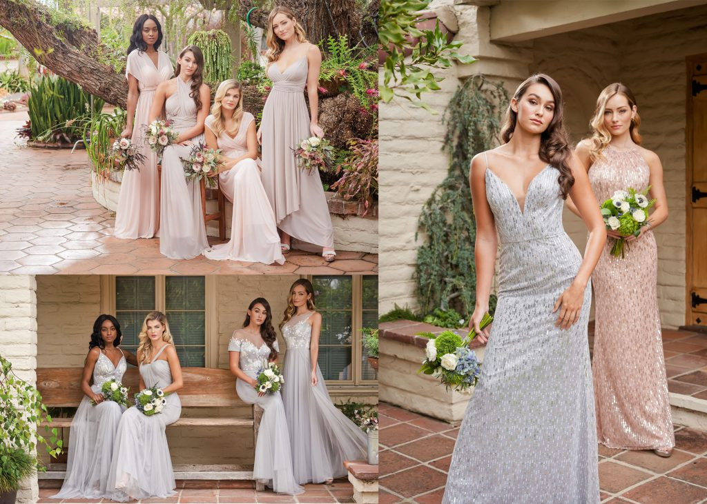 Top 8 Bridesmaids Styles- Belsoie