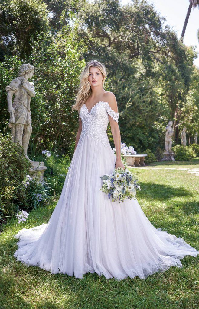 Jasmine Spring 2020 bridal gown- Jasmine Collection F221015