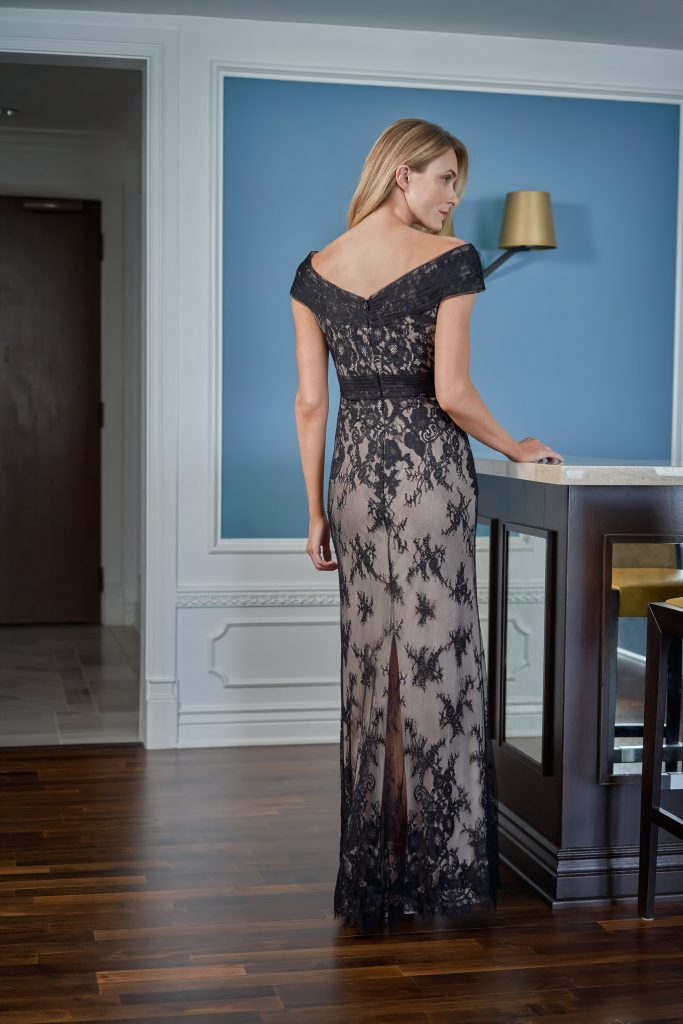 Sexy Mother of the Bride Dress- Jade