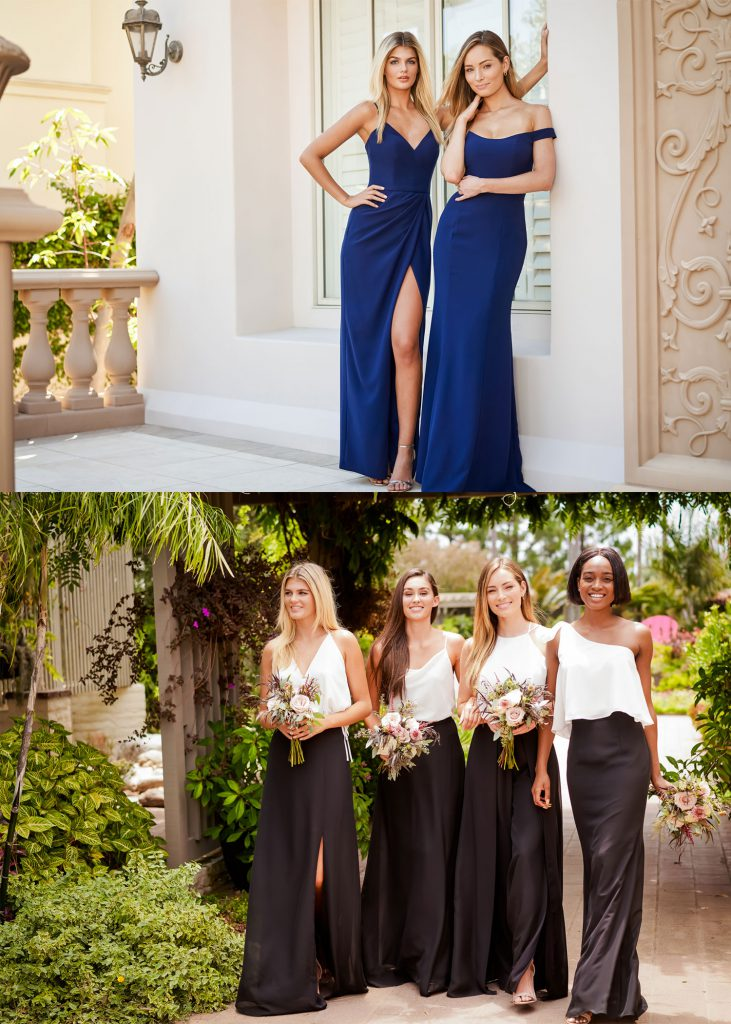 Top 8 Bridesmaids Styles- JB