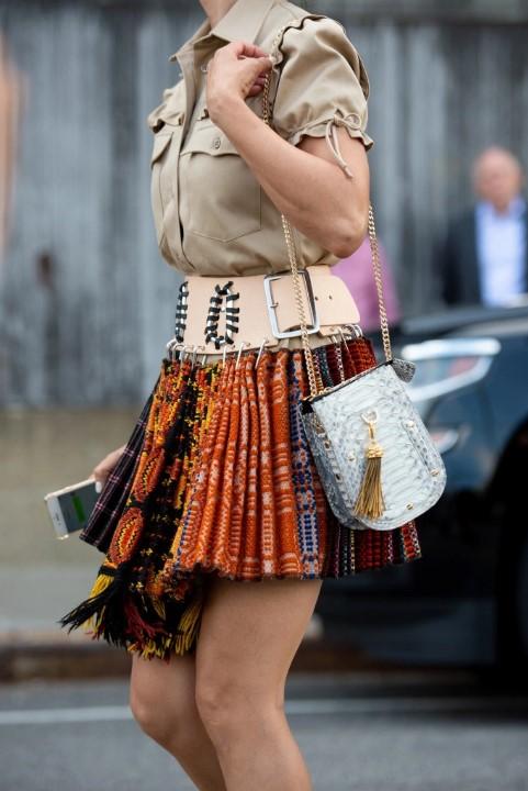 Wedding Style Trends- Pretty in Pleats