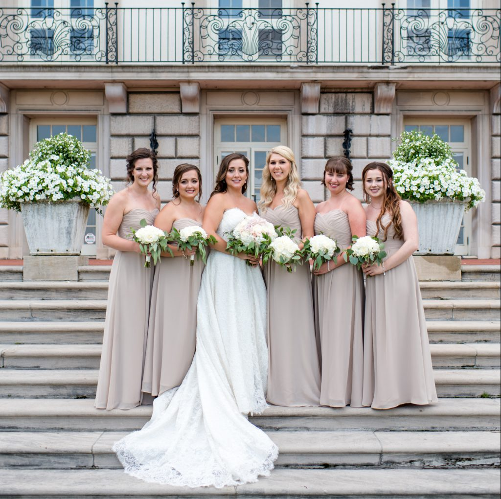 Bridesmaids Dress Shopping- B2078