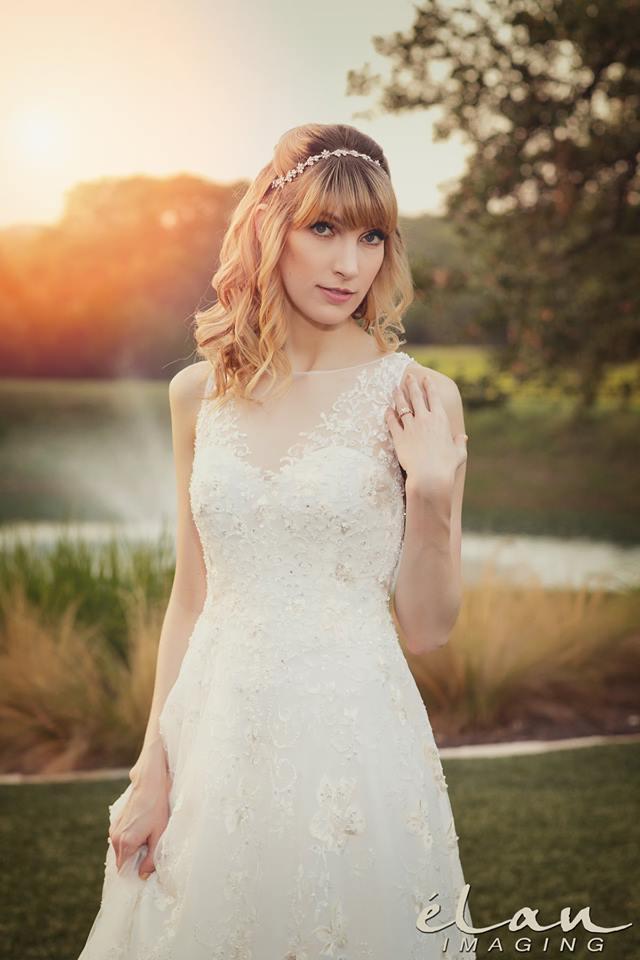 Custom Wedding Dress T202014