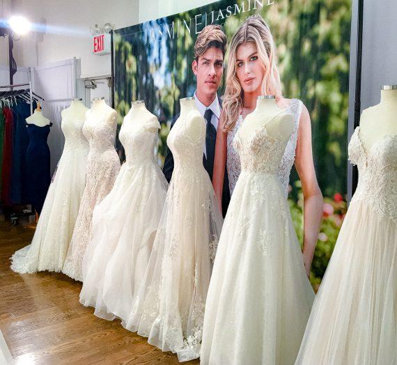 NYBFW: Jasmine Bridal Market Recap