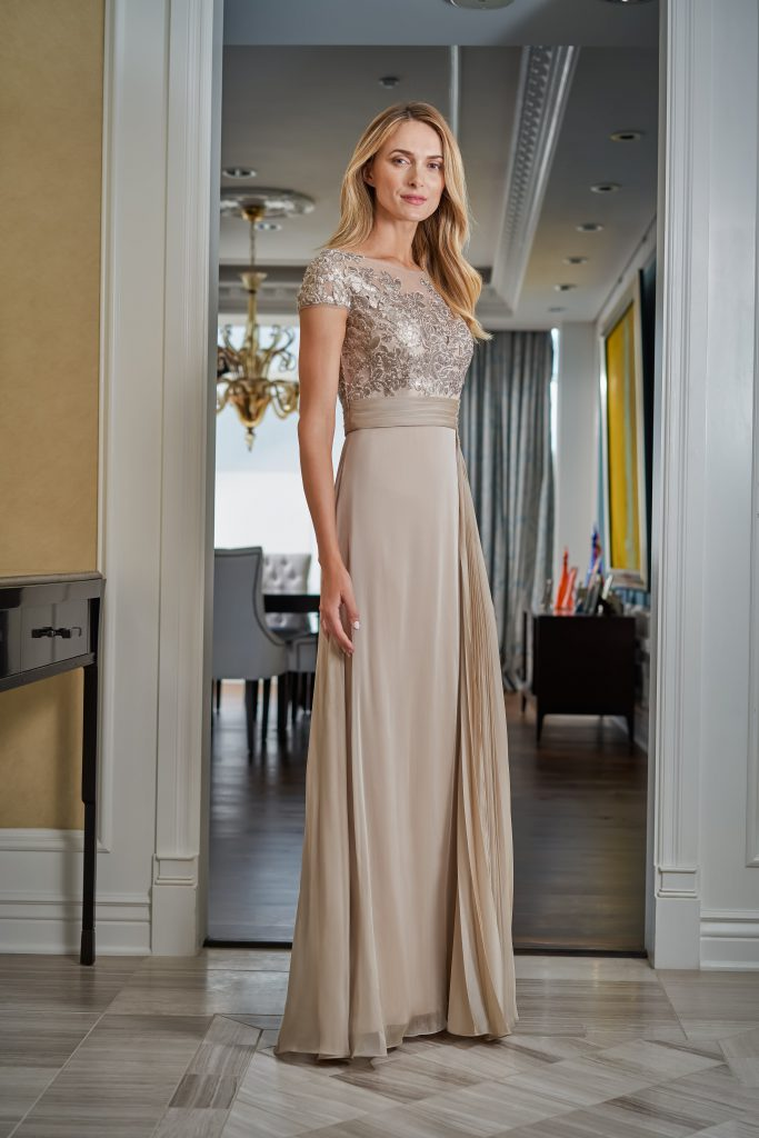 Mother of the Bride Dress- J225017