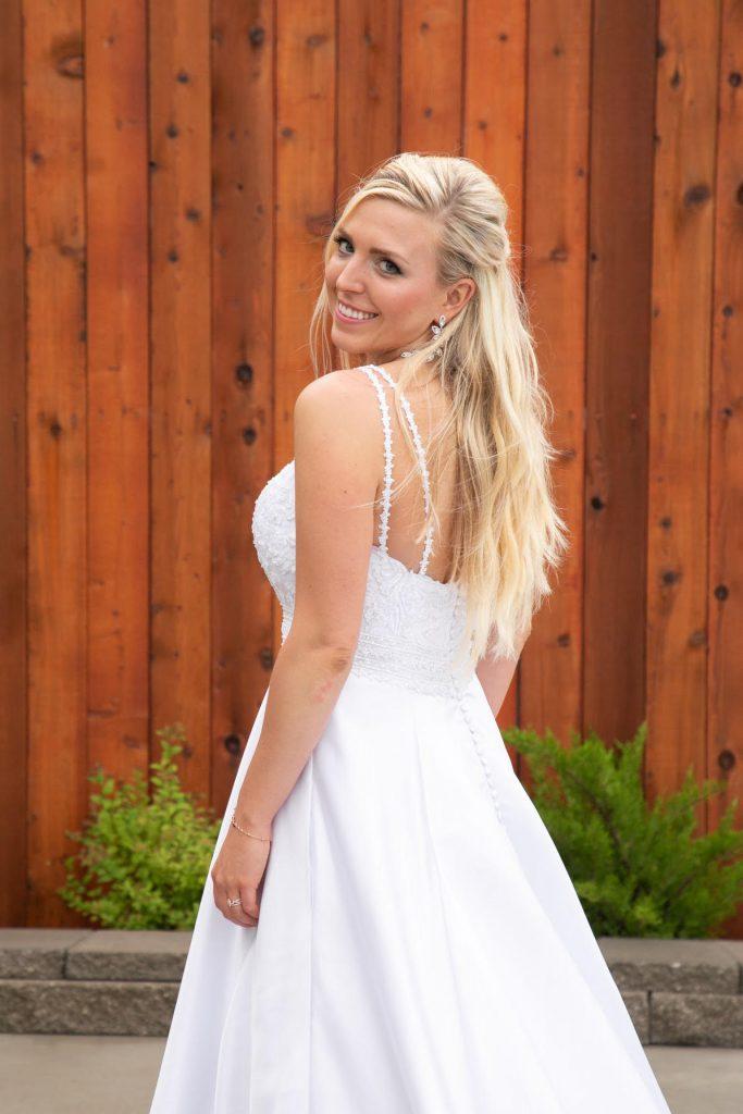 Custom Wedding Dress F211004U