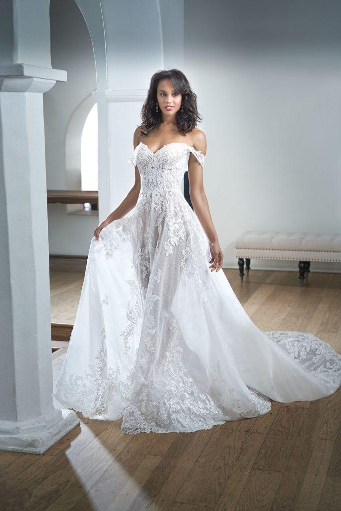 Winter Wedding Dresses- T212061