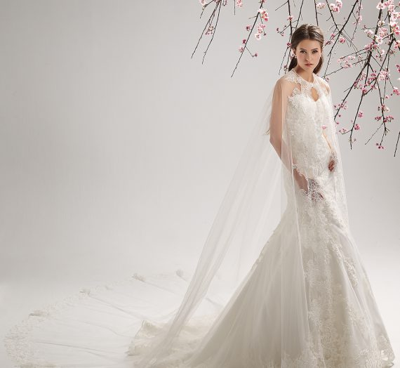 We've Got the Winter Blues at Jasmine Bridal