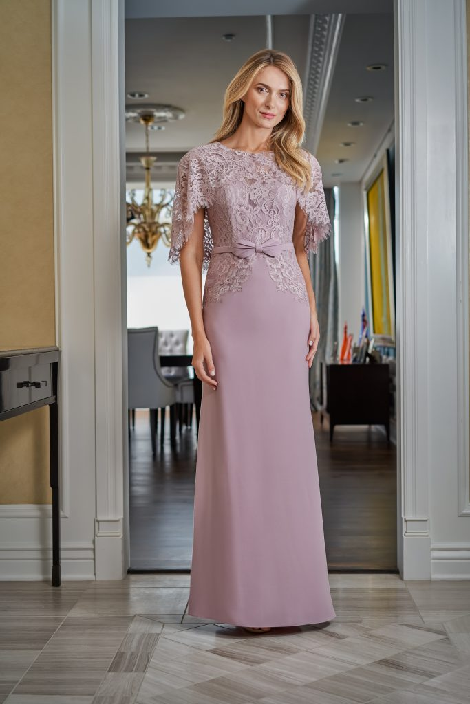 Statement Mother of the Bride Dress- J225014
