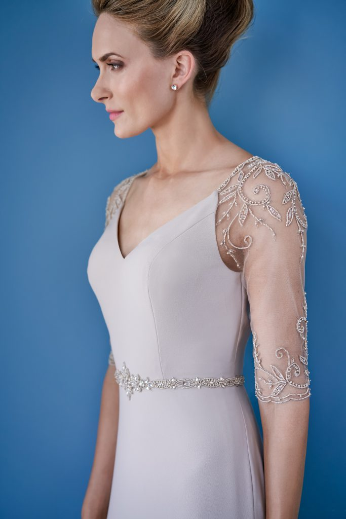Statement Mother of the Bride Dress- K228004