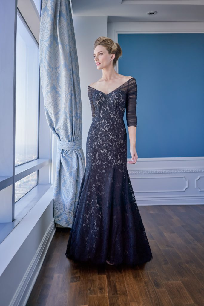 Statement Mother of the Bride Dress- K228012