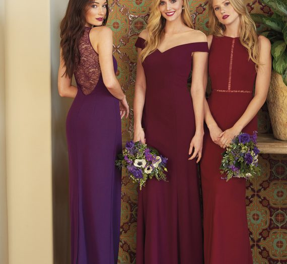 Autumn Bridesmaid Dresses You'll *Fall* in Love with