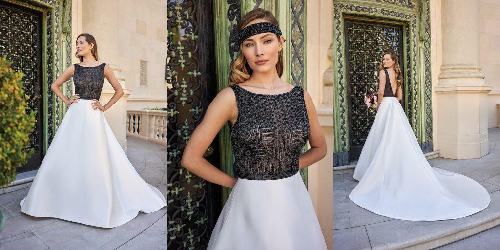 Black Wedding Dresses Jasmine Couture T222012