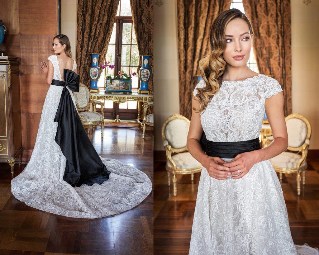 Black Wedding Accessories-