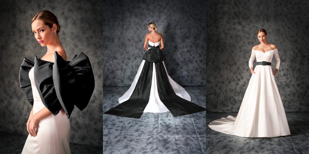 Black Wedding Accessories- Privé