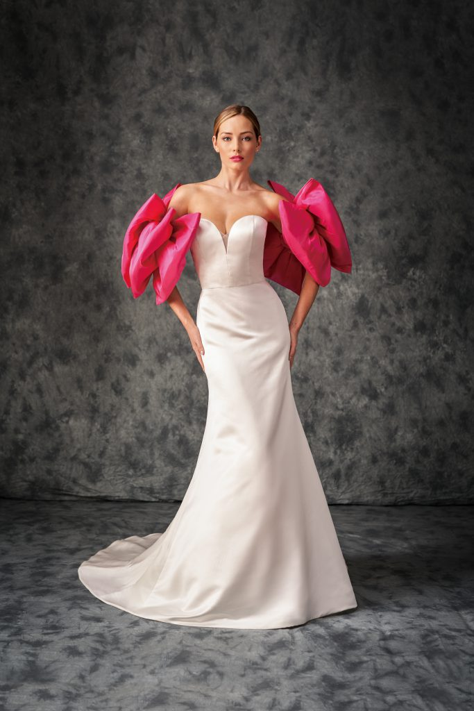 Top 2020 Bride Trends- Puffy Sleeves