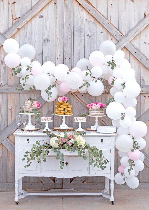 Balloon Wedding Details
