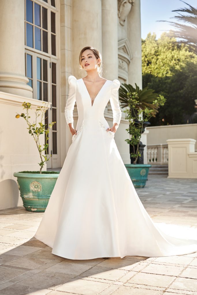 Top 2020 Bridal Trends- Puffy SLeeves