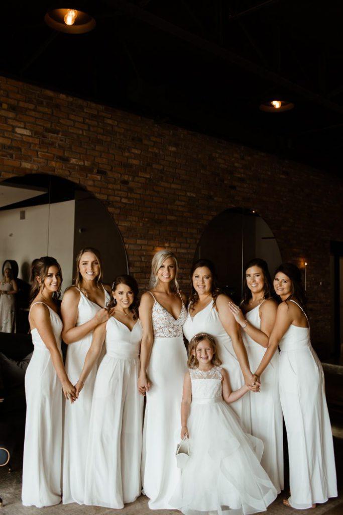 2020 Wedding Detail Trends- Jumpsuits