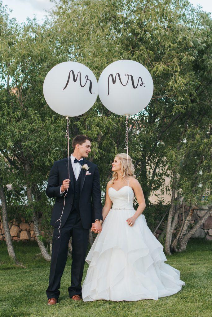 2020 Wedding Detail Trends- Balloons