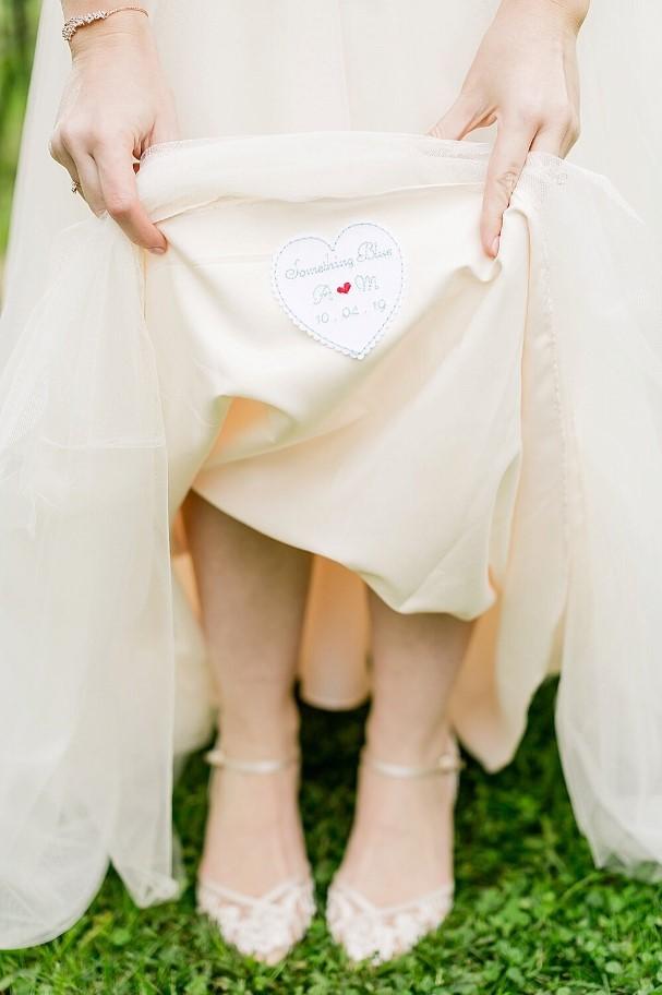 Embroidery- Wedding Personalization
