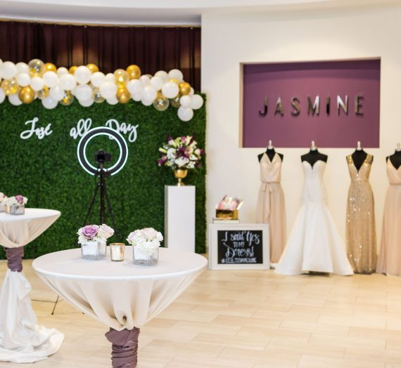 José All Day: Jasmine Galleria Trunk Show