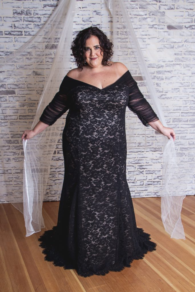 Plus-Size Mother of the Bride Dresses