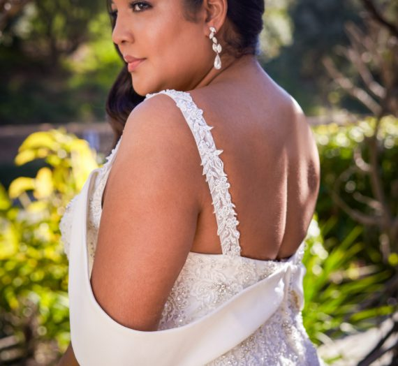 All-Embracing New Bridal Label: Jasmine Curve