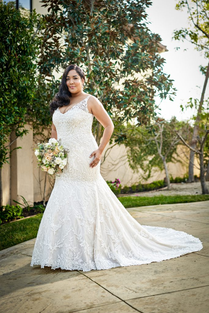 Plus Size Wedding Dresses- Jasmine Couture Fall 2020