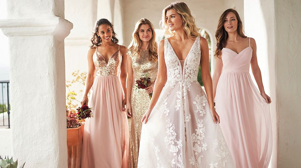 The Perfect Bridesmaid Dresses Amp Gowns At Jasmine Bridal