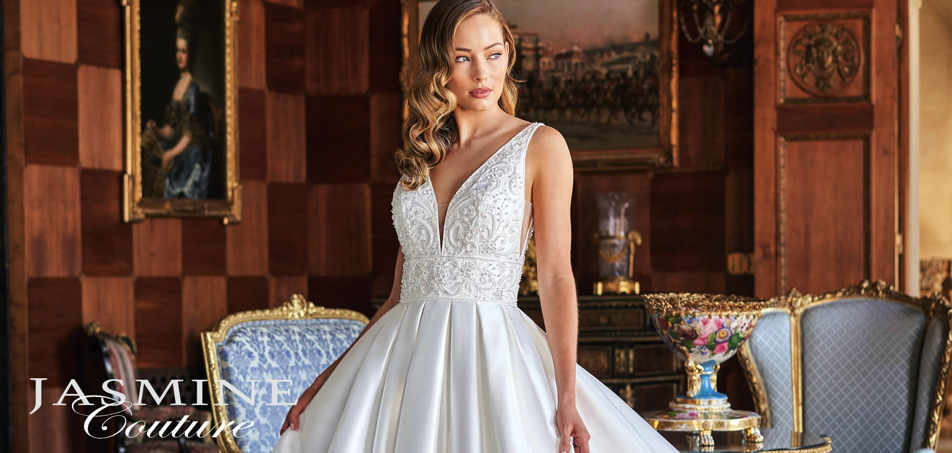 Jasmine Bridal - COUTURE