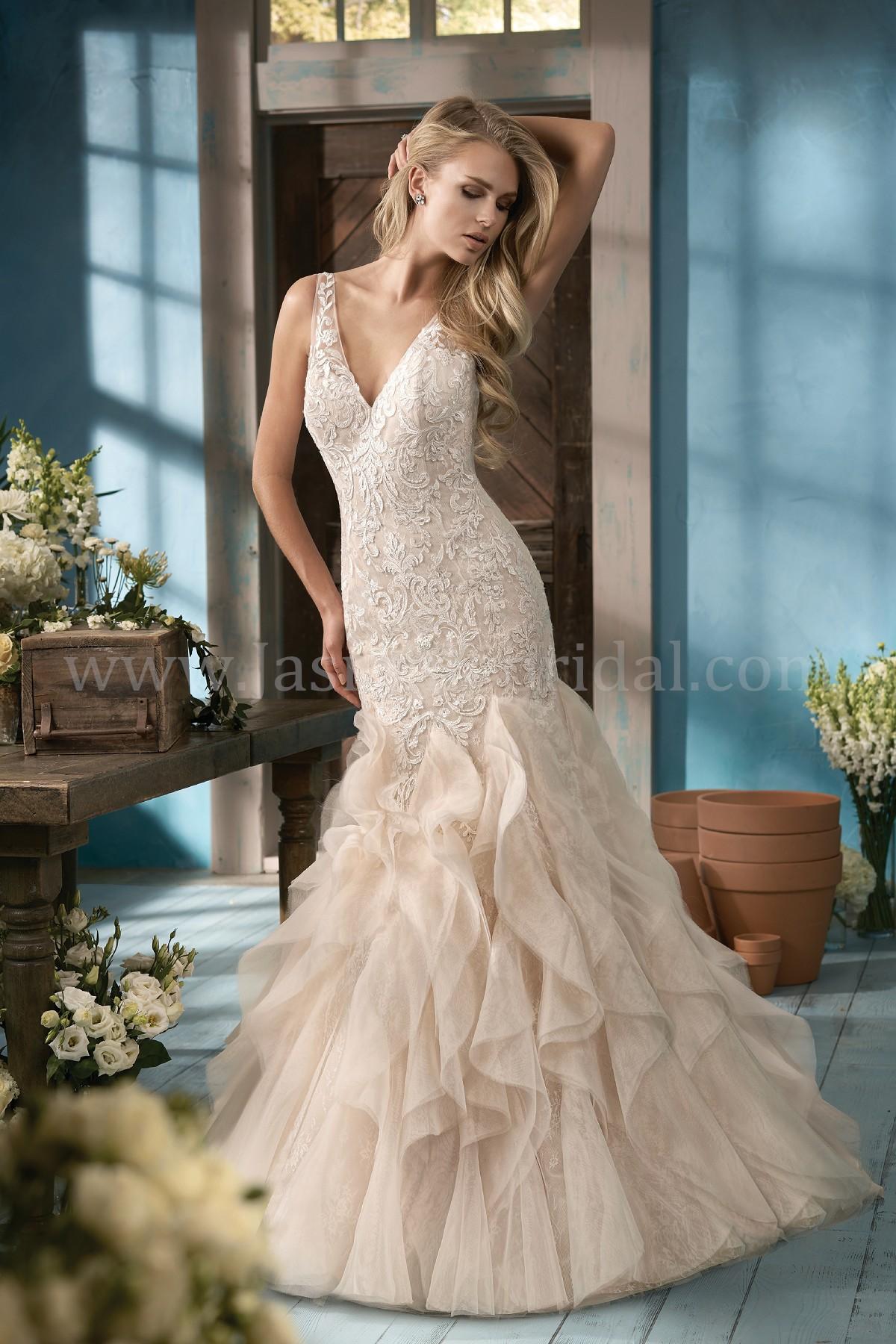 Home > Bridal Collection F191059 €� €�: Organza Ruffle Wedding Dresses For Bride At Websimilar.org