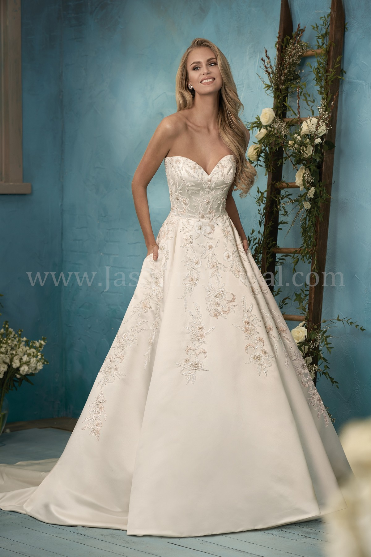 Jasmine Bridal | Designer Wedding Dresses