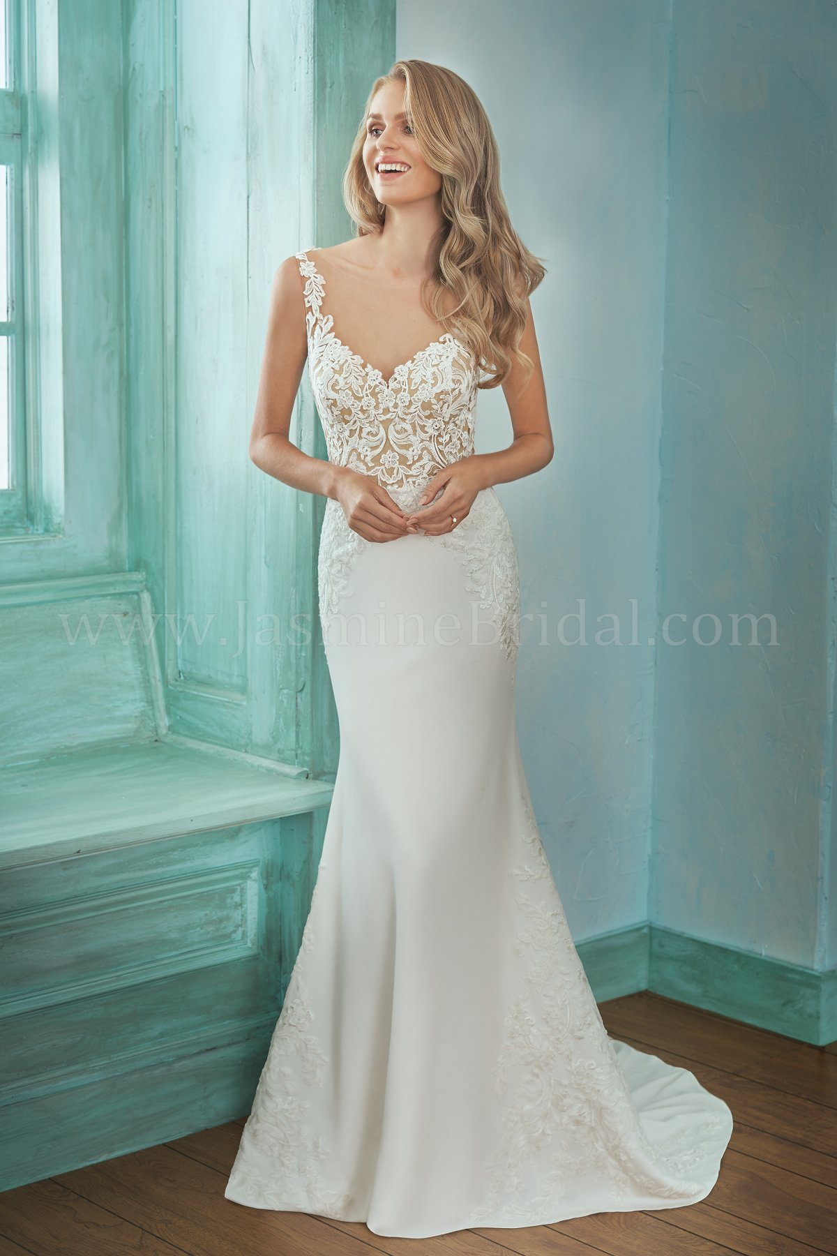 Elegant, Informal & Casual Simple Wedding Dresses-Jasmine Bridal