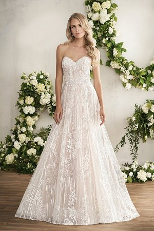 Design your Bridal Dresses-Jasmine Bridal Wedding Dresses