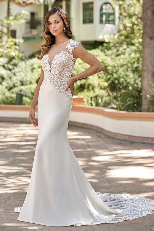 a60f209f43b79 Plus Size Wedding Dresses and Bridal Gowns - Jasmine Bridal