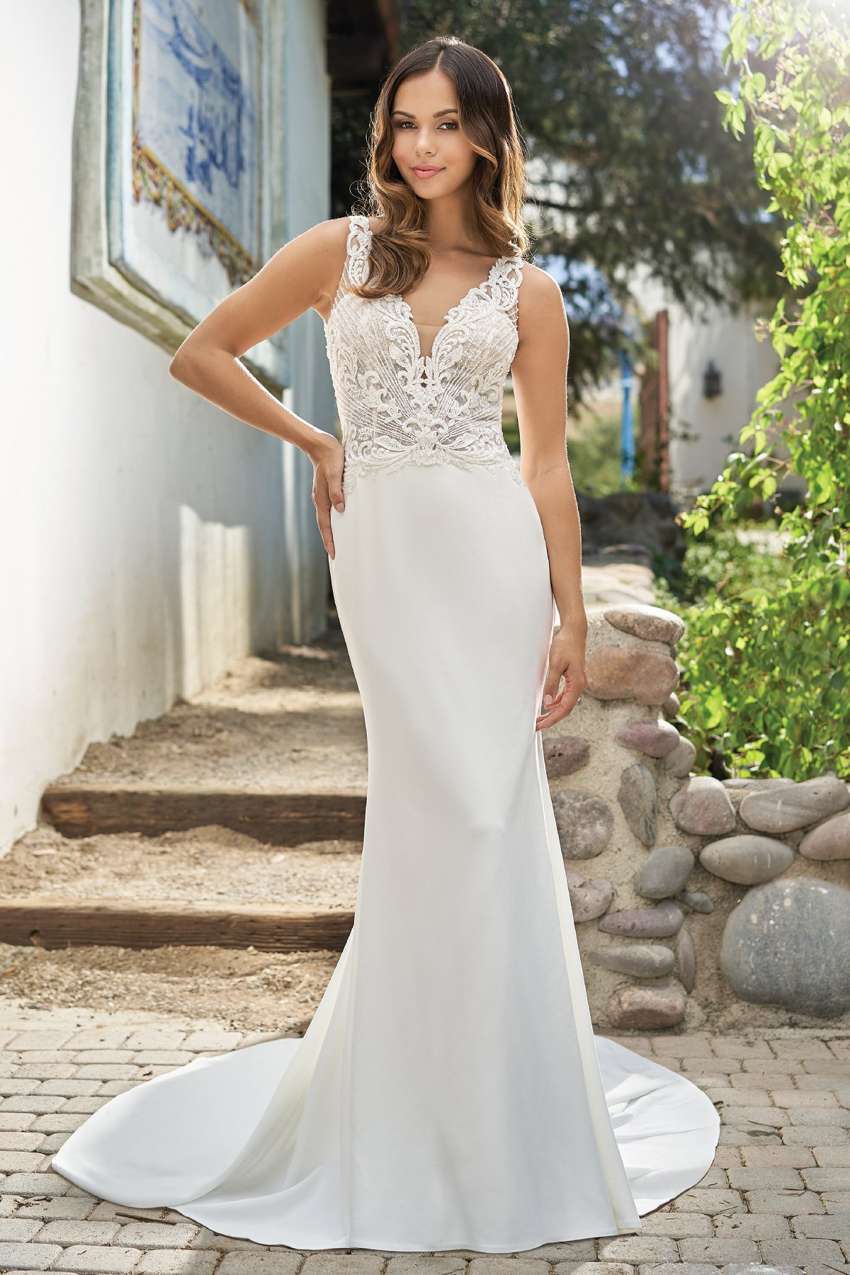 Maternity Wedding Dress Davids Bridal