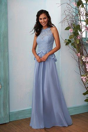 b7187aae05 B203010. Pretty A-line bridesmaid dress ...