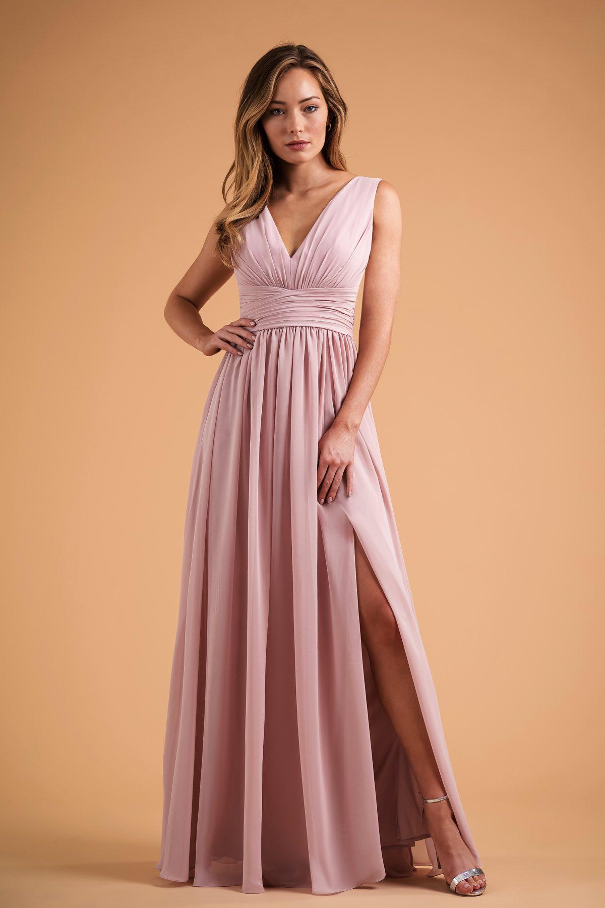 Straps Bridesmaid Dresses